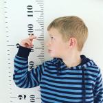 Groeimeter voor kinderen